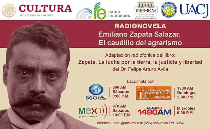 Radionovela-Emiliano-Zapata