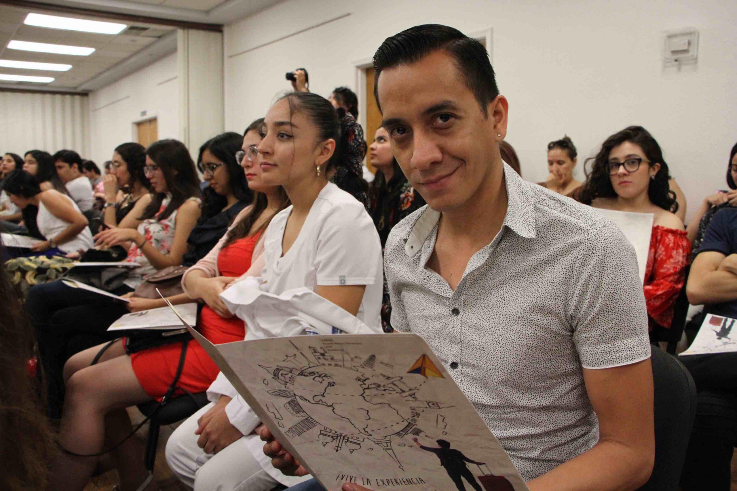 Mantiene UACJ apoyo permanente a los alumnos de intercambio