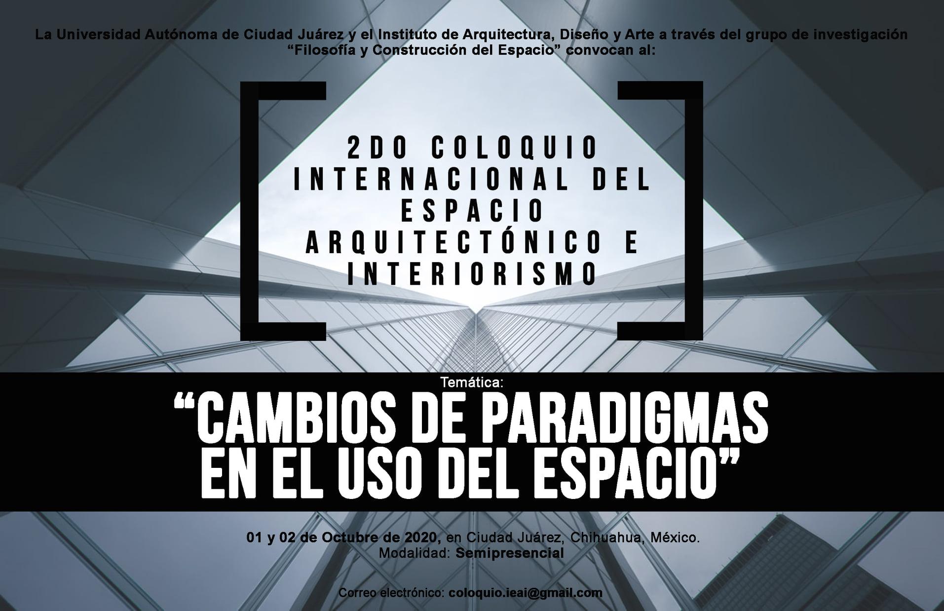 Celebrará IADA Coloquio Internacional sobre arquitectura e interiorismo