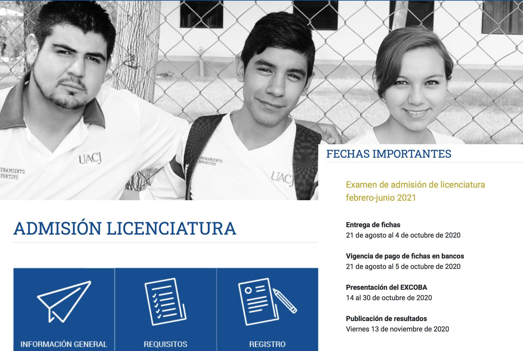 Finaliza UACJ la entrega de fichas para el examen de admisión