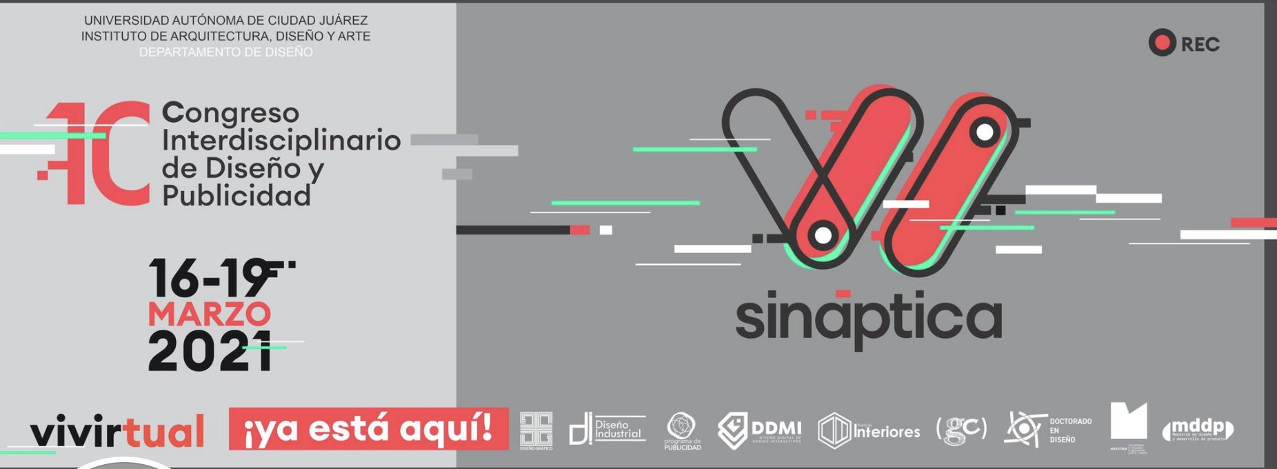 IADA invita a congreso Sináptica Virtual