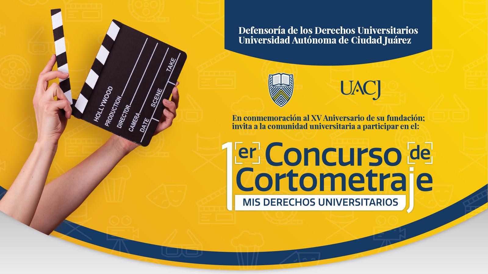 La UACJ invita a participar en concurso de cortometraje